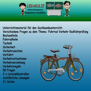 HSU Fahrrad Verkehr Radfahrprüfung 4.Klasse PDF