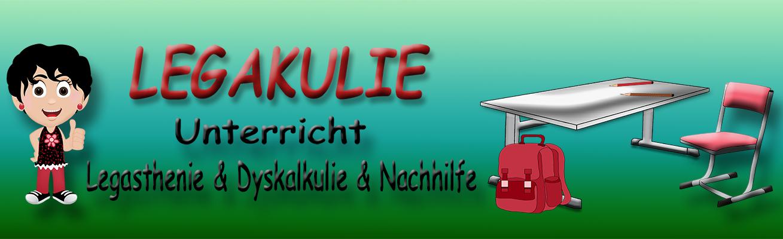 Legakulie, Legasthenie, LRS, Dyskalkulie, Alzenau, Aschaffenburg