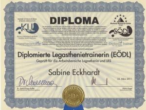 Diplomierte Legasthenietrainerin EÖDL