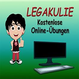 Legakulie Klassenarbeiten Arbeitsblätter Online Uebungen