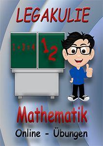 Legakulie Mathematik Klassenarbeiten Arbeitsblätter