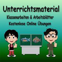 Legakulie Klassenarbeiten Arbeitsblätter Online Übungen