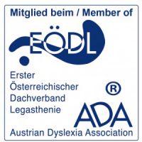 Sabine Eckhardt ist Mitglied EÖDL
